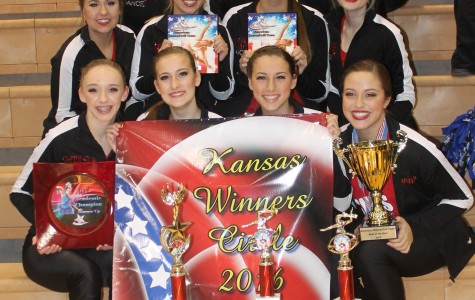 Thunderettes Bring Home Top Spot at Competition