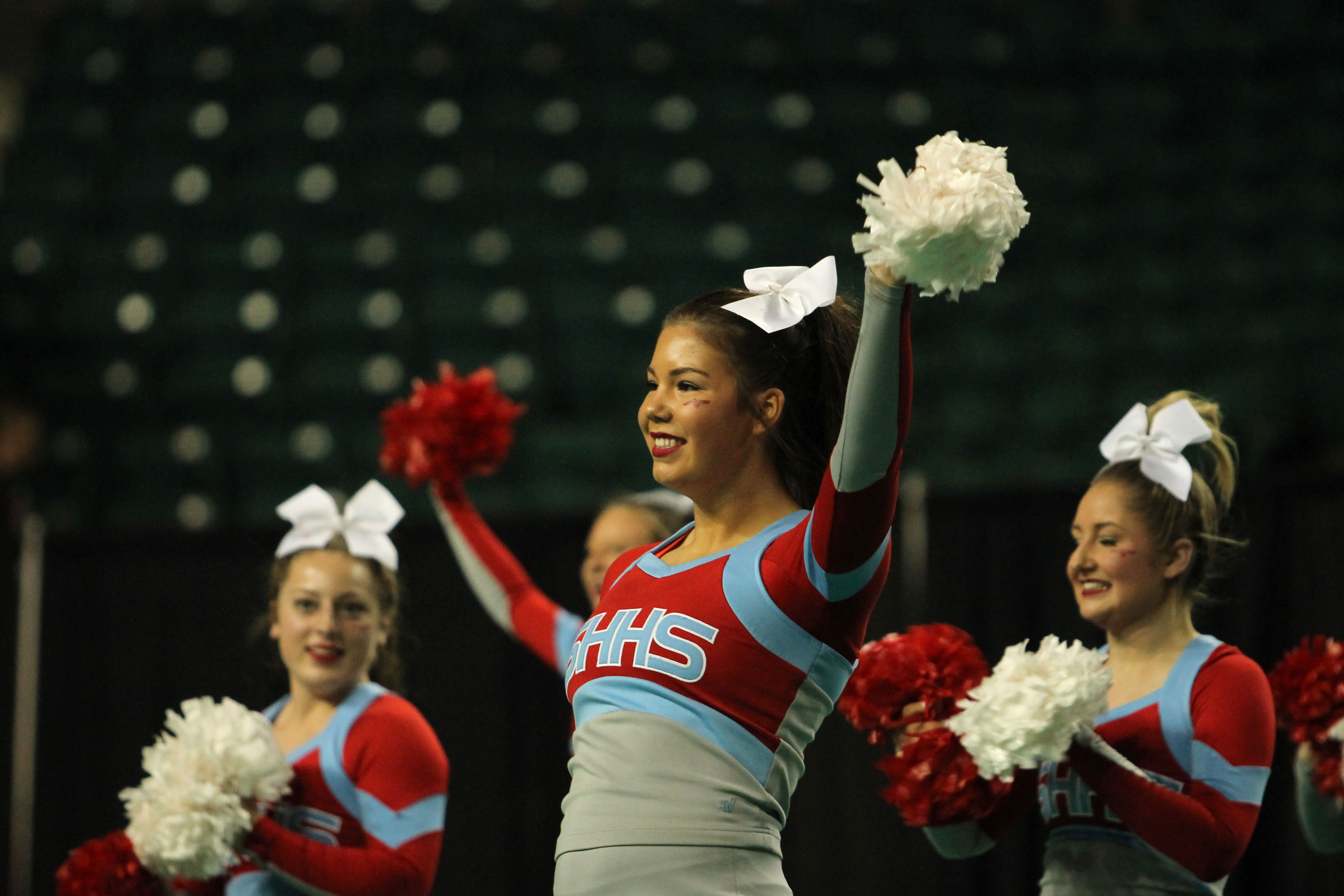 Cheer Wins Inaugural 5A State Championship Title